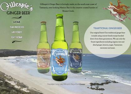 Gillespie's Ginger Beer